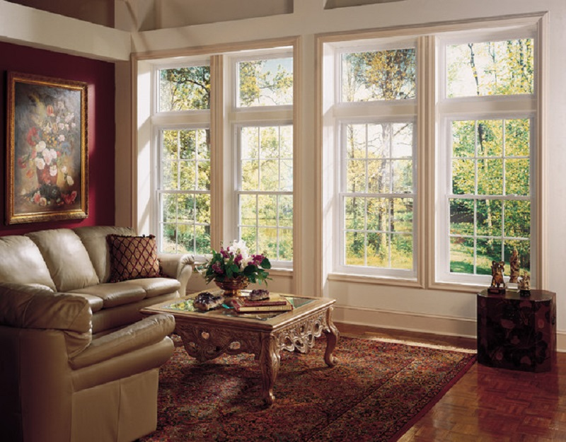 Double Paned Window installation in MA