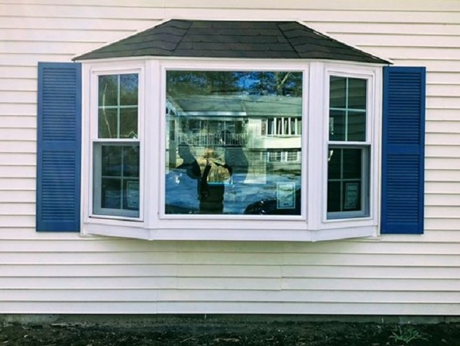 ProVia bay window in Chelmsford, Ma